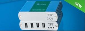 Ranger 2304-LAN 4端口USB1.1/2.0/3.0局域网传输
