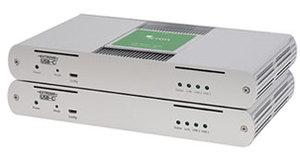 USB 3-2-1 Raven 3124四端口USB3.1 2.0 1.1 延长器 多模光纤可达200米